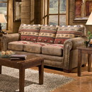 American Furniture Classics 8505-10 Sierra Lodge - Sleeper Sofa