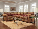 American Furniture Classics B1650K Sierra Lodge Two Piece Sectional Sofa