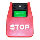 Big Horn 18806 Large Table Saw Push Button Switch with Emergency STOP Cover
