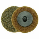 Superior Pads & Abrasives SD2C 2 Inch ROLL-ON/ROLL-OFF Style Surface Conditioning Sanding Disc (Tan / Coarse)