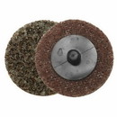 Superior Pads & Abrasives SD2M 2 Inch ROLL-ON/ROLL-OFF Style Surface Conditioning Sanding Disc (Maroon / Medium)