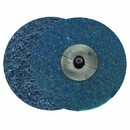 Superior Pads & Abrasives SD3F 3 Inch ROLL-ON/ROLL-OFF Style Surface Conditioning Sanding Disc (Blue / Fine)