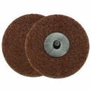 Superior Pads & Abrasives SD3M 3 Inch ROLL-ON/ROLL-OFF Style Surface Conditioning Sanding Disc (Maroon / Medium)