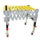Oasis Machinery T1732S Flexible Gravity Skatewheel Conveyor