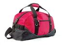 Liberty Bags 3905-09 Mega Zipper Duffel - Red Coated