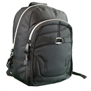 Liberty Bags 6021-29 Manhattan Backpack - Black Coated