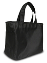 Liberty Bags 8831-29 Surprise Tote- Black Coated