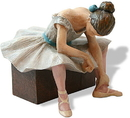 Parastone DE02 L'attente The Waiting Ballerina Statue (1882) by Degas