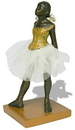Parastone DE05 Little Dancer Statue by Edgar Degas