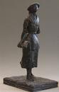 Parastone DE07 School Girl Statue by Degas