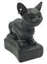Parastone EG11 Cat Egyptian Wearing Earrings and Bracelets Small Figurine from Ptolemaic Period
