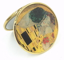 Parastone M04KL Kiss Pocket Mirror by Klimt