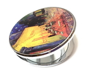 Parastone M08GO Cafe Terrace at Night Pocket Mirror by Van Gogh