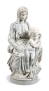 Parastone MIC03 Madonna of Bruges with Baby Jesus by Michelangelo