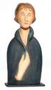 Parastone MO09 Blue Eyed Woman Statue (1917) by Modigliani