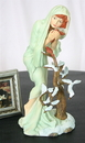 Parastone MUC07 Winter Maiden from Four Seasons by Mucha
