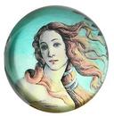 Parastone PBOT1 Birth of Venus Glass Paperweight by Sandro Botticelli