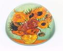 Parastone PGOG1 Sunflowers Glass Paperweight by Van Gogh