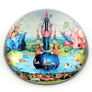 Parastone PJB1 Fountain from Garden of Earthly Delights Glass Paperweight by Bosch