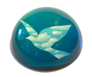 Parastone PMAG2 Bird in Clouds l'Oiseau de Ciel Art Glass Paperweight by Magritte