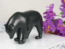 Parastone POM07 Dark Brown Bear with Head Down by Pompon