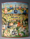 Parastone SDA10 Garden of Earthly Delights Vase by Bosch