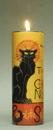 Parastone TC13ST Steinlen Le Chat Noir Cat Tealight Candleholder