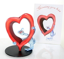 Parastone TF04 Missing You Lots Cat and Heart by Tony Fernandes, Parastone Collection