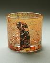 Parastone TL01KL Klimt Fulfillment Glass Tealight Candleholder