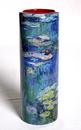 Parastone VAS05MO Monet Waterlilies Ceramic Flower Vase