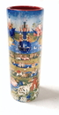 Parastone VAS06JB Bosch Garden of Earthly Delights Ceramic Flower Bud Vase