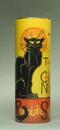 Parastone VAS10ST Steinlen Le Chat Noir Cat Ceramic Vase
