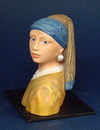 Parastone VER01 Girl with Pearl Earring by Vermeer, Parastone