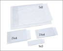 Bin Buddy BB753 Label Holder System For Plastic Bins And Totes with No Label Slots, Bin, 3/4