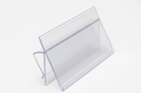 Bin Clip BC24 Label Holder for Bins, clear