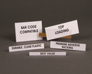Label Holder, Economy Strip, 3x5