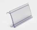 Wire Rac WR12535 Wire Shelving Label Holder, 3.5