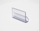 Wire Shelving (W/ MATS) Label Holder, 3