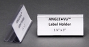 Wire Rac WRS-1256 Wire Shelving (ANGLE) Label Holder, 6