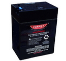 Parker Mccroy 901 Battery 6V Df-Sp-Ss 901