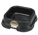 Miller FP10BLACK Plastic Feed Pan - Black - 10 Quart - Each