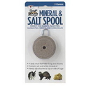 Miller SSH2 Pet Lodge Mineral And Salt Spool With Metal Hanger Ssh2