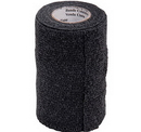 3M 1410BK 3M™ Vetrap™ Bandaging Tape - Black - 4In X 5Yd - Each