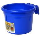 Miller CPHBLUE Hook Over Feed Pail - 8 Quart - Blue - Each