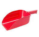 Miller 90RED Utility Scoop - 5 Pint - Red - Each