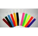 Flag-Loc™ Leg Band Hook And Loop Style - Yellow - 10/Pk