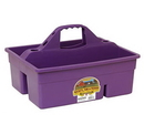 Miller DT6PURPLE Plastic Dura Tote - Purple - Each