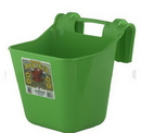 Miller HF12LIMEGREEN Plastic Hook Over Feeder - Lime Green - 12 Quart - Each