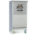 Miller CH12 Chow Hound Pet Feeder -- 12Lb Capacity - Each