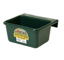 Miller MF6GREEN Little Giant 6 Quart Green Duraflex Plastic Mini Feeder Mf6Green